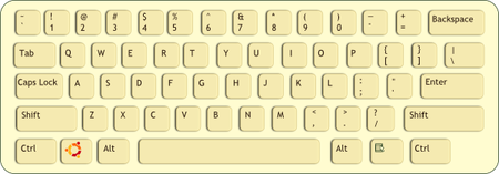Qwerty Keyboard (path)